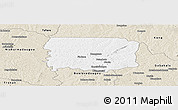 Classic Style Panoramic Map of Foumbolo