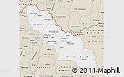 Classic Style Map of Ferkessedougou