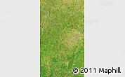 Satellite Map of Korhogo