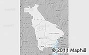 Gray Map of Mankono