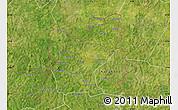 Satellite Map of Tengrela