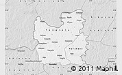 Silver Style Map of Tengrela