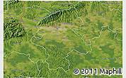 Satellite 3D Map of Grad Zagreb