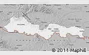 Gray Map of Slavonski Brod-Posavina
