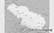 Gray Map of Virovitica-Podravina