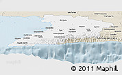 Classic Style Panoramic Map of Granma