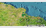Satellite Map of Holguin