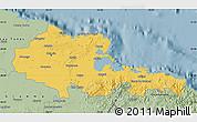 Savanna Style Map of Holguin