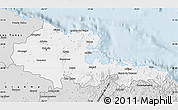 Silver Style Map of Holguin
