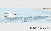 Classic Style Panoramic Map of Isla de la Juventud