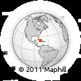 Outline Map of Las Tunas
