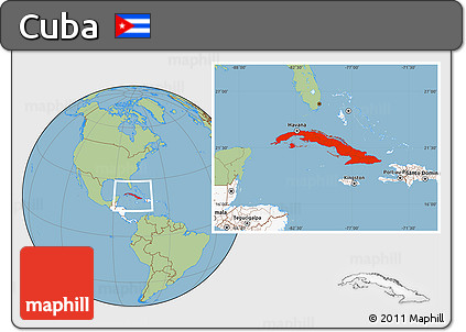 Free savanna style location map of cuba highlighted continent highlighted continent savanna style location map of cuba highlighted continent gumiabroncs Image collections