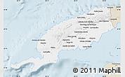 Classic Style Map of Pinar del Rio
