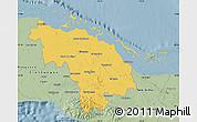 Savanna Style Map of Villa Clara