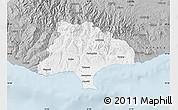 Gray Map of Limassol