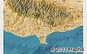 Satellite Map of Limassol
