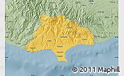Savanna Style Map of Limassol