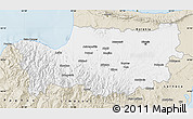 Classic Style Map of Nicosia