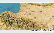 Satellite Map of Nicosia