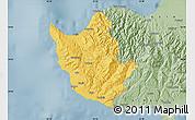 Savanna Style Map of Paphos