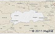 Classic Style 3D Map of Hradec Králové