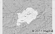 Gray Map of Beroun