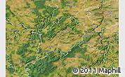 Satellite Map of Beroun