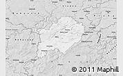 Silver Style Map of Beroun