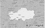 Gray 3D Map of Nymburk
