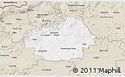 Classic Style 3D Map of Litoměřice