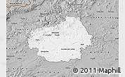 Gray Map of Litoměřice
