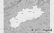 Gray Map of Louny