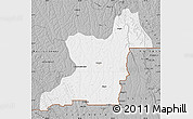 Gray Map of Kahemba