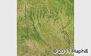 Satellite Map of Kwango