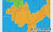 Political Map of Gungu