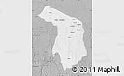 Gray Map of Idiofa