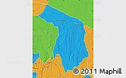 Political Map of Idiofa