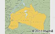 Savanna Style Map of Mai-Ndombe