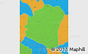 Political Map of Oshwe
