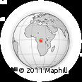 Outline Map of Oshwe