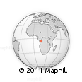 Outline Map of Madimba