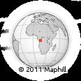 Outline Map of Lukaya