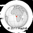 Outline Map of Matadi