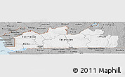 Gray Panoramic Map of Bas-Zaire