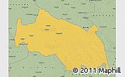 Savanna Style Map of Monkoto