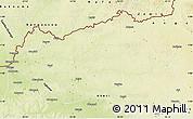 Physical Map of Bondo