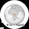 Outline Map of Buta
