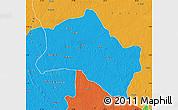 Political Map of Niangara