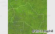 Satellite Map of Niangara