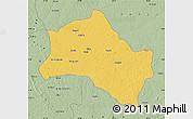 Savanna Style Map of Niangara